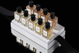 CELINE迷你香水禮盒全新上市 一次擁有9款訂製香水