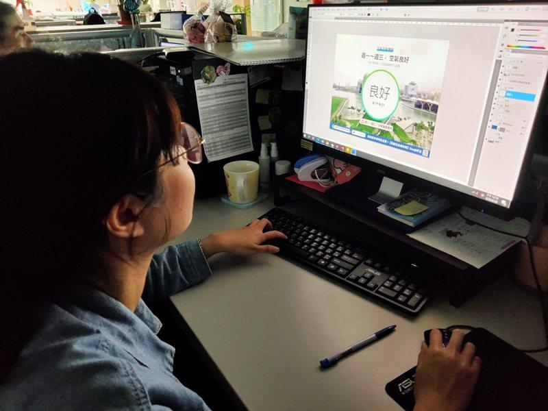 台灣公務革新聯盟秘書長何昀峯表示,政府機關開設臉書粉專,有大量的年輕公務員被指派兼小編,或由年輕的約聘僱人員負責。圖/聯合報系資料照片