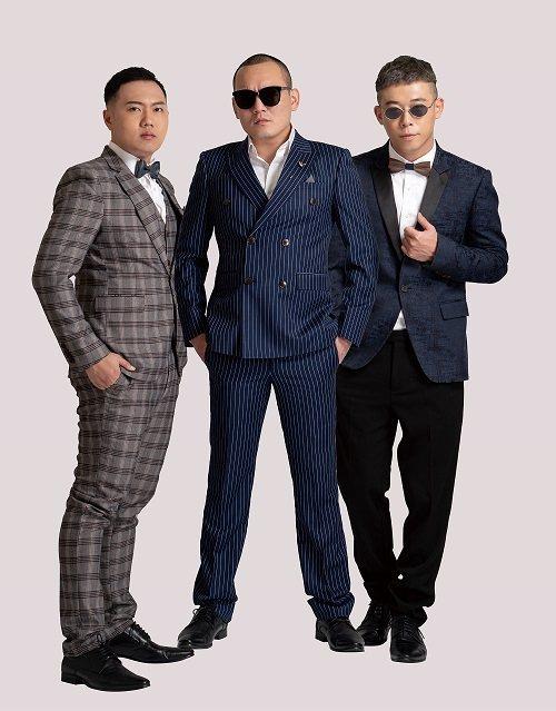 玖壹壹是第一次在新北耶誕城演出。圖/TVBS提供