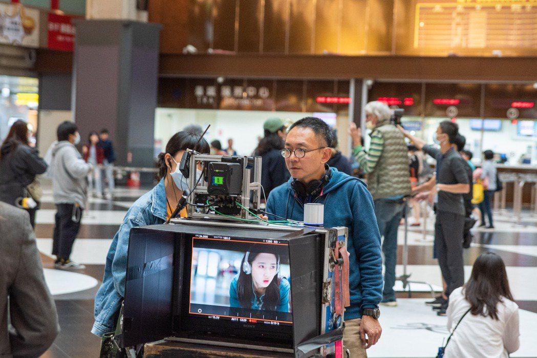 金馬名導何蔚庭選擇在台北車站拍攝電影「青春弒戀」重要場景。圖/齊石提供