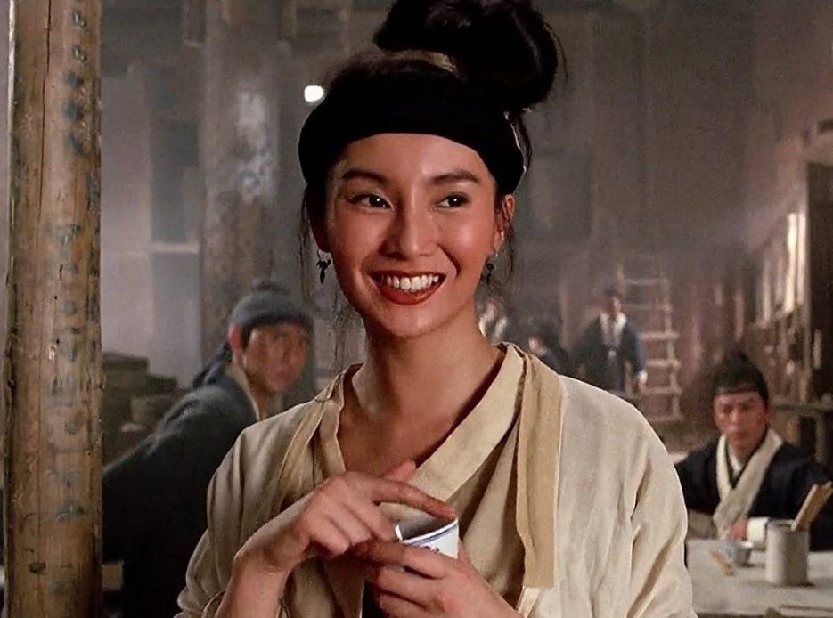 張曼玉曾5度入圍金馬影后,只有「新龍門客棧」未獲獎。圖/摘自imdb