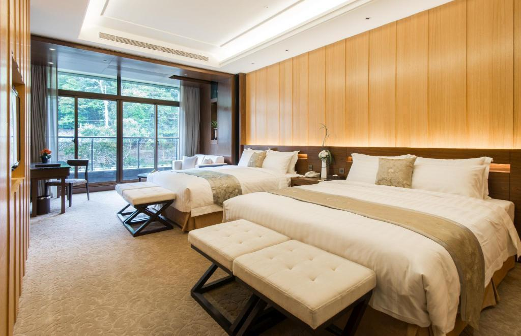 日月潭馥麗溫泉大飯店深受親子旅客的歡迎,提供溫泉及眾多休閒設施。 Agoda /...