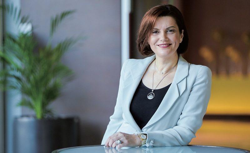 ▲ INQAAHE理事長Dr. Susanna Karakhanyan。