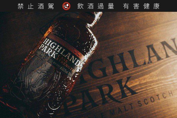 酒精度63.3%!  高原騎士推出首款原桶強度威士忌