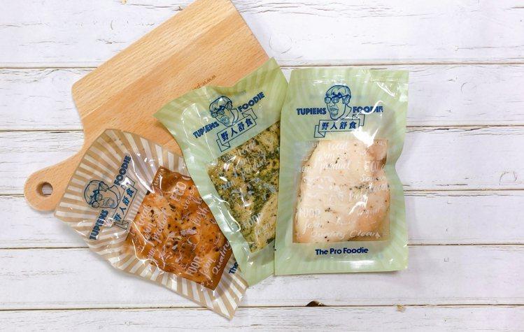 雞胸肉是美食團購網雙11的熱銷夯品,ihergo愛合購在雙11首10小時中野人舒...