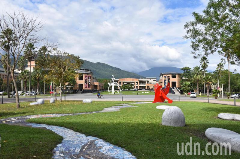 東華大學擁有豐富自然資源,致力推動永續發展。記者王思慧/攝影