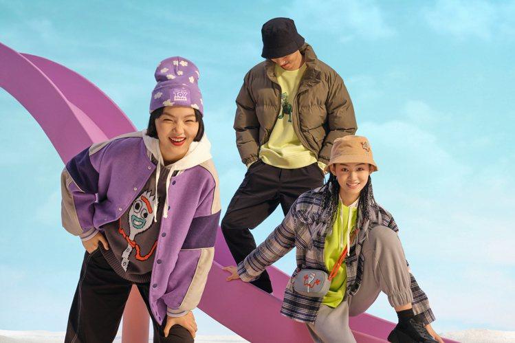 H&M DIVIDED亞洲時尚系列與迪士尼賺人熱淚的《玩具總動員4》合作...