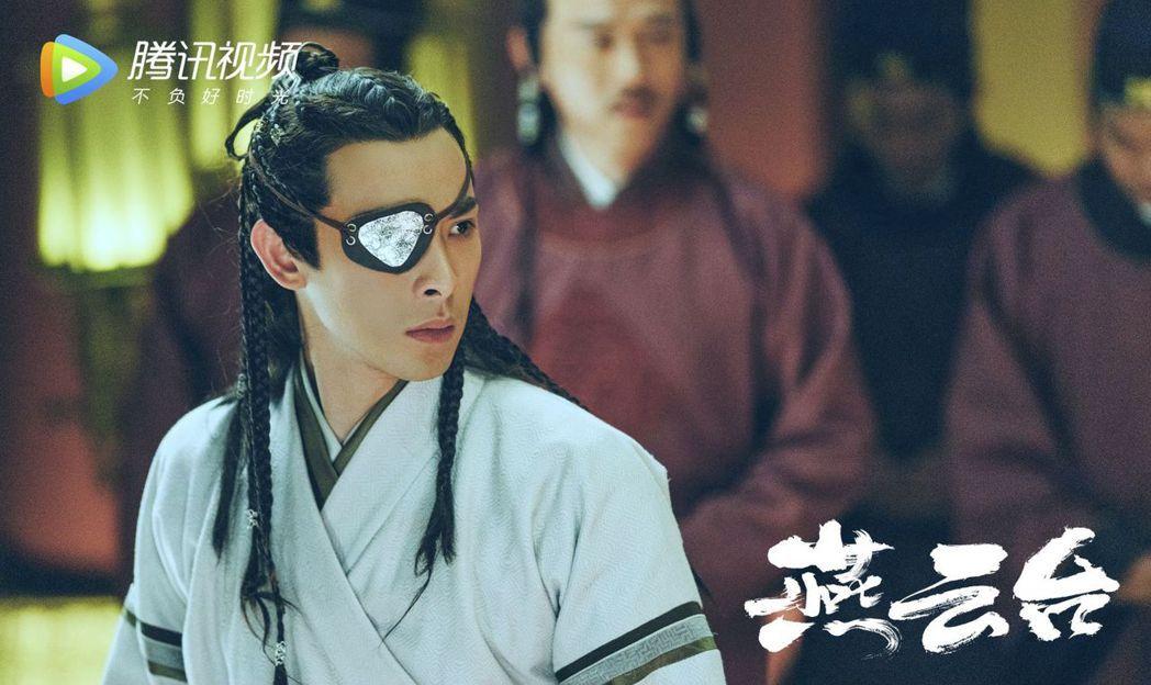 連晨翔參演「燕雲台」。圖/最佳娛樂提供