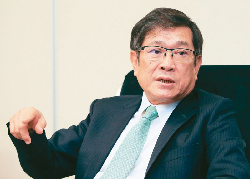 台電董事長楊偉甫。聯合報系資料照/記者潘俊宏攝影