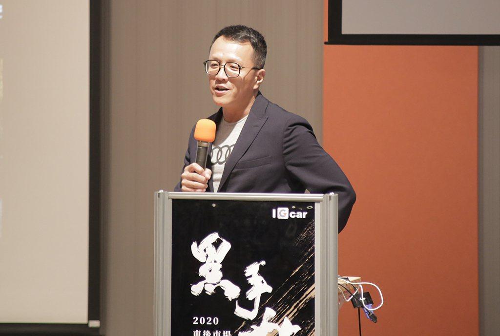 台灣奧迪經理黃南瑄表示,電動車於國內市場導入後,Audi 想進一步擘劃「純電生活...