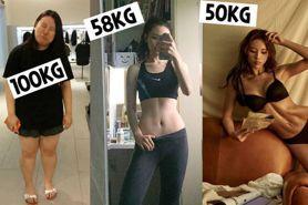 減掉一個人的體重!韓國YouTuber JINI從100公斤胖妹變身天菜辣妹 佛心公開減肥方法