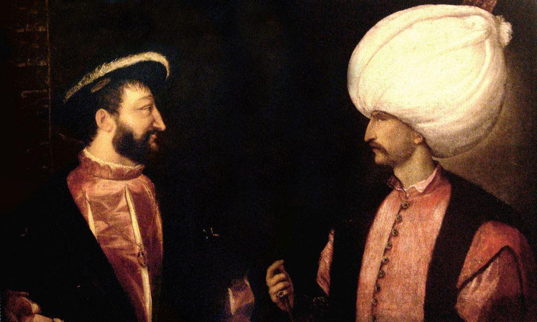回顧土法關係發展史可以發現,土法兩國早從鄂圖曼後期時開始,就有很密切的交流。圖為...