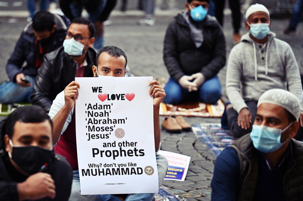 「我們也愛亞當、諾亞、亞伯拉罕、摩西、耶穌,以及經典裡的眾先知,那為什麼呢?你們...