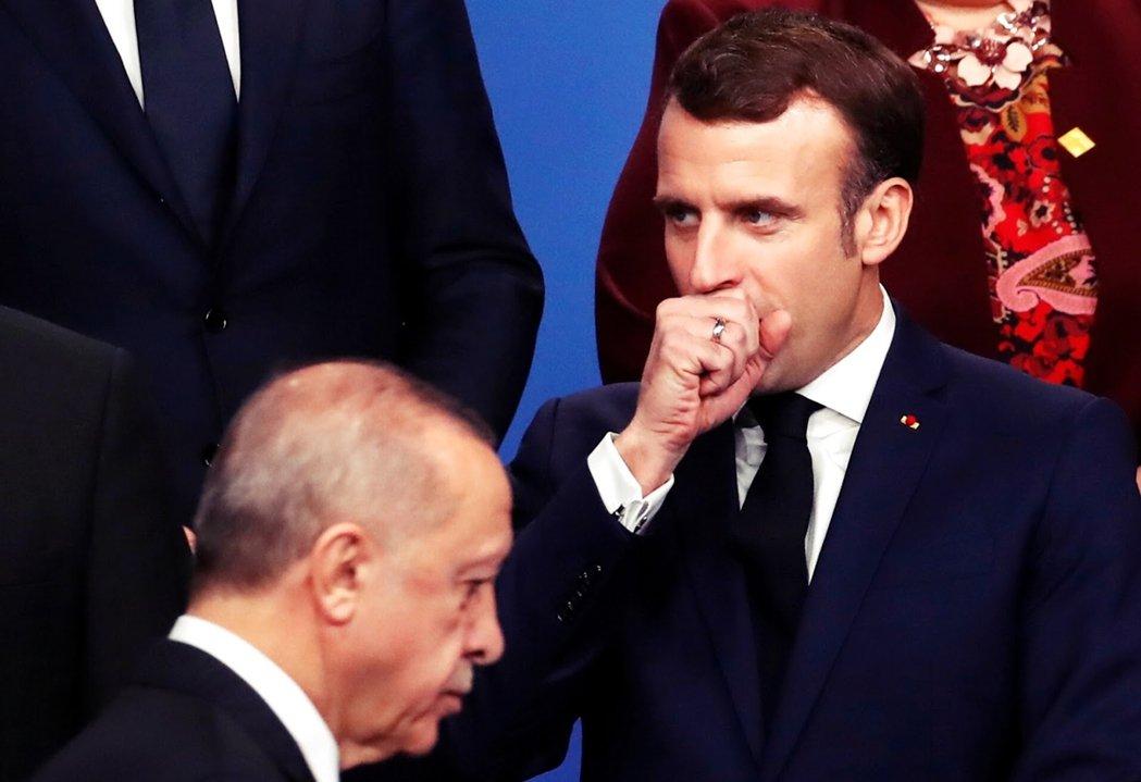 法國在11月初宣布,將解散境內的極右土耳其民族主義組織——灰狼組織(Loups ...