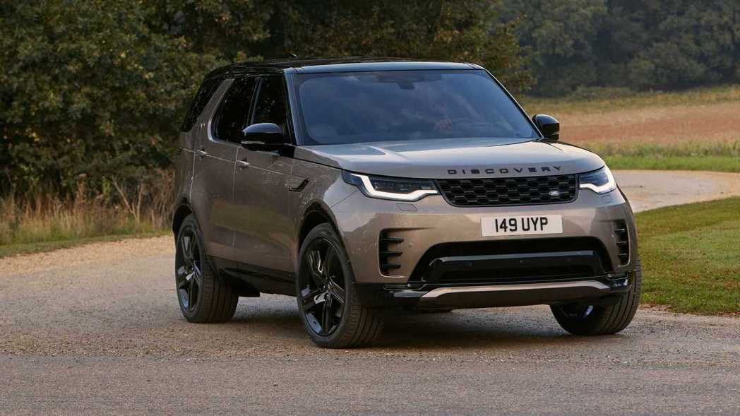 2021 Land Rover Discovery。 圖/Land Rover提...