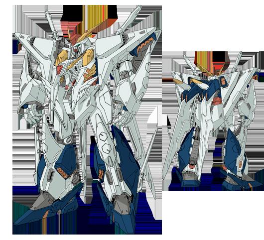 RX-105 Ξ鋼彈(Ξガンダム)