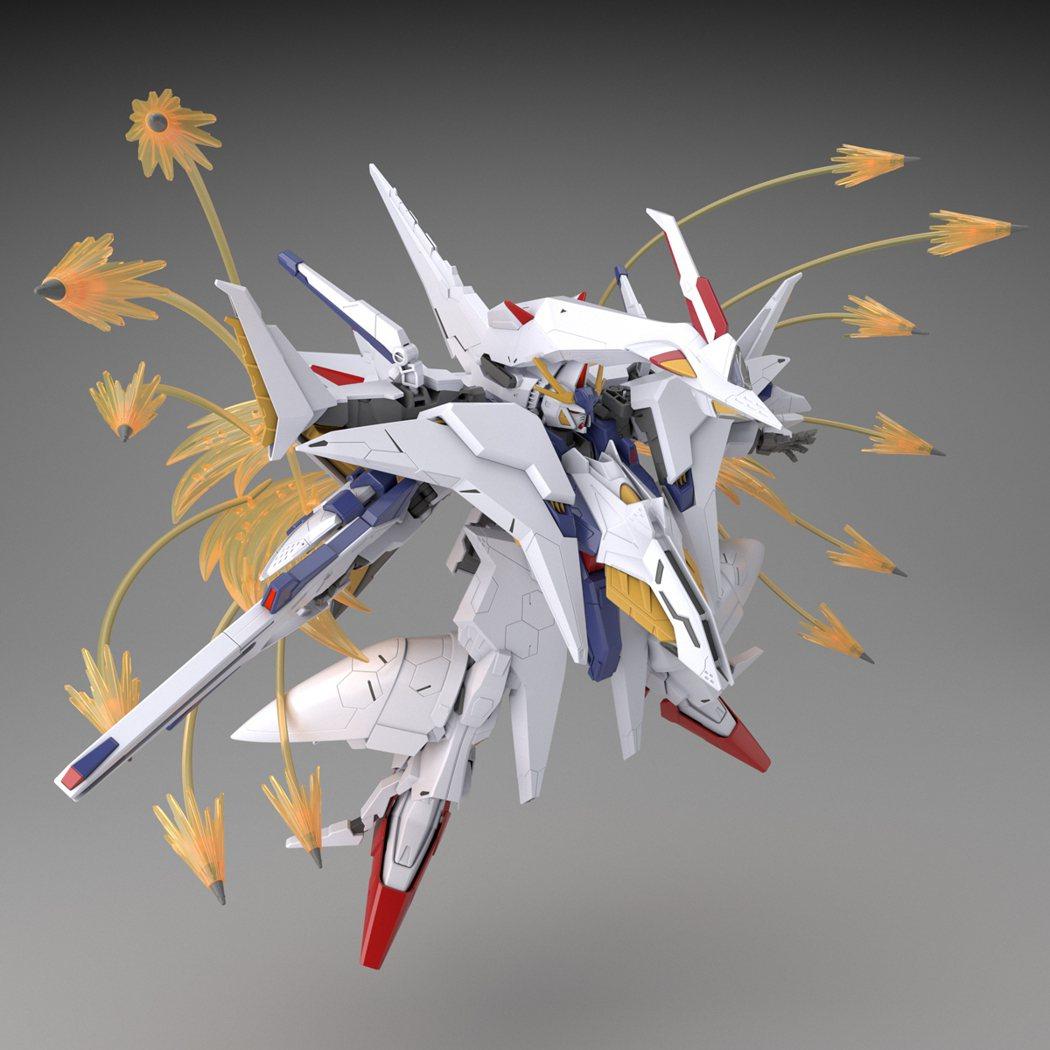 HG 1/1445 Ξ鋼彈 VS 潘尼洛普戰鬥效果套裝|價格:17,380日幣|...