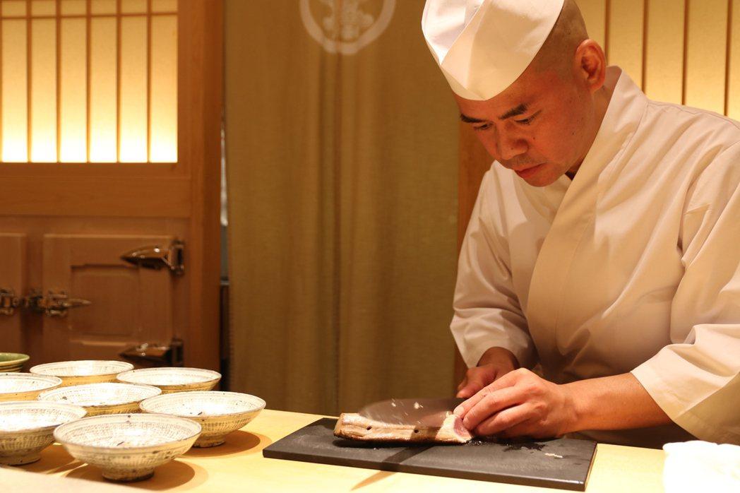 客人挑餐廳,有本事有能力的餐廳挑客人,平心說來也是順理成章。 圖/葉怡蘭提供