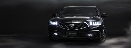 Honda Legend將搭載Traffic Jam Pilot 成為首款日本認證Level 3量產自駕車