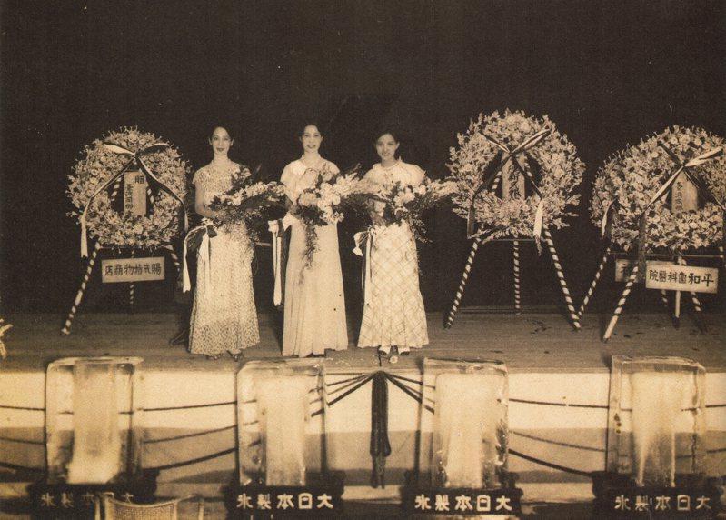 鄉土音樂訪問團(1934)  (圖/林太崴提供)