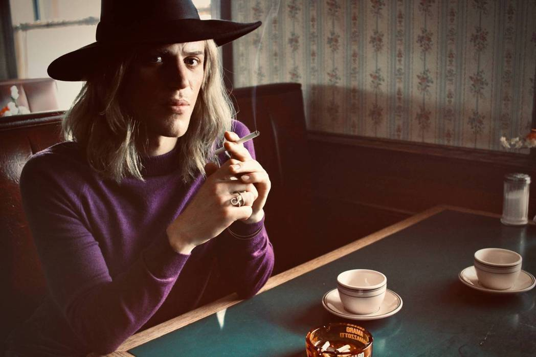「搖滾變色龍:大衛鮑伊」於12月4日上映。圖/双喜提供