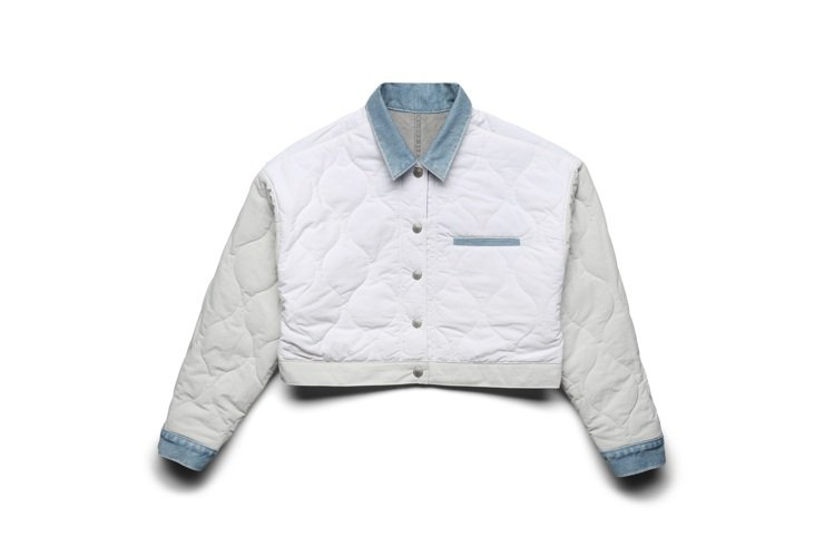 LEVI'S與New Balance聯名日系水洗淺藍雙面丹寧夾克4,3...