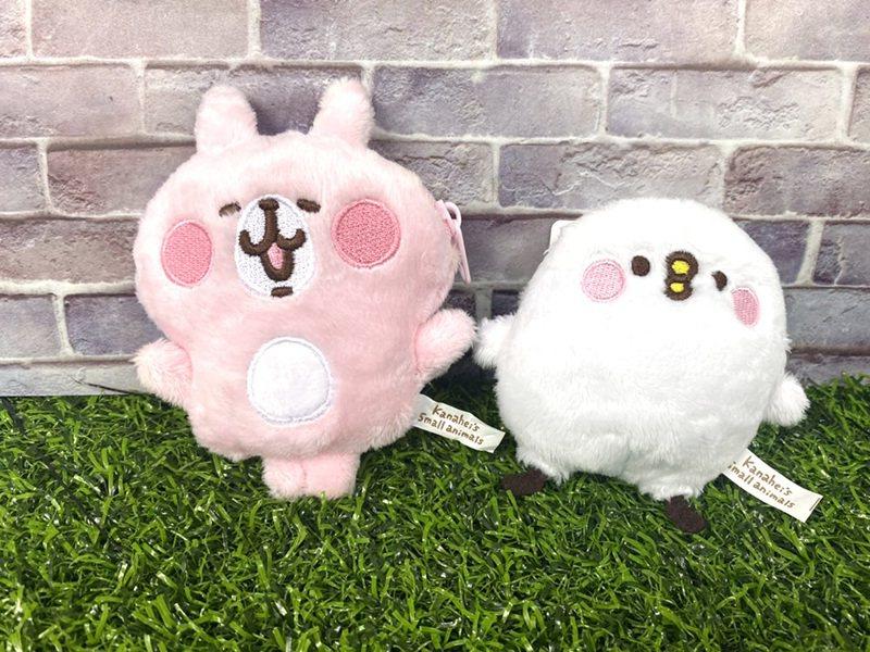 愛金卡公司推出粉嫩可愛的「卡娜赫拉的小動物-粉紅兔兔icash2.0」、「卡娜赫拉的小動物-P助icash2.0」,每組售價290元,11月18日起於7-ELEVEN門市限量開賣。圖/愛金卡提供
