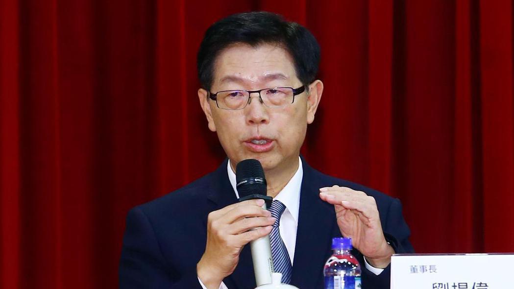 鴻海董事長劉揚偉。 圖/報系資料照