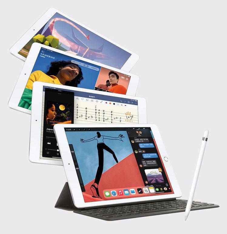 遠傳電信即日起於全台門市陸續開賣全新iPad與iPad Air系列。圖/遠傳電信...
