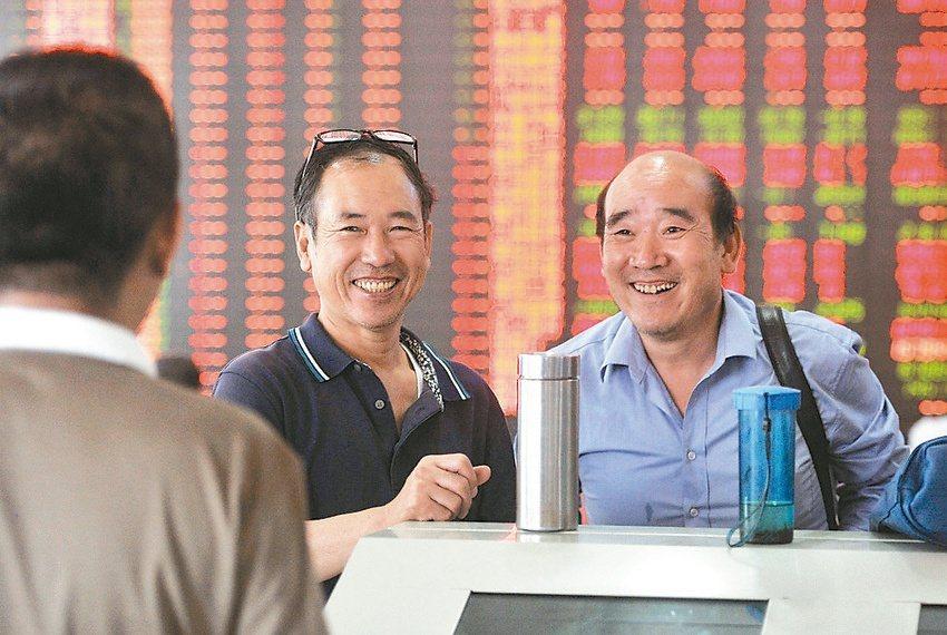 大中華股票基金今年來平均漲39.6%。(本報系資料庫)