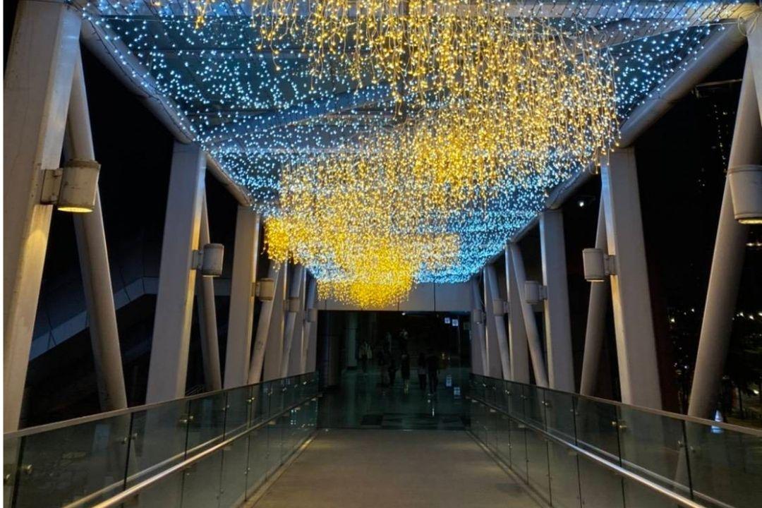 繁星光廊 圖/新北市觀光旅遊局