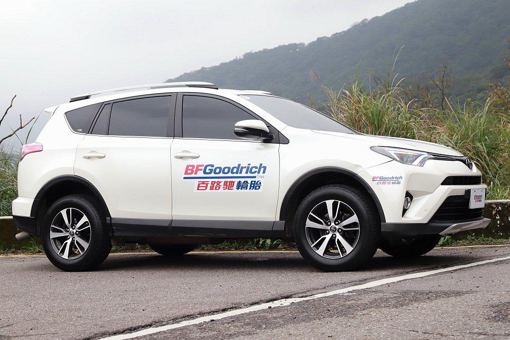 百路馳Advantage T/A SUV胎款,台灣市場引進規格自15吋至18吋等...