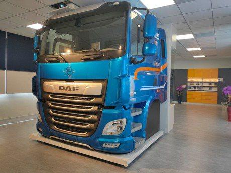 台塑達富DAF六期商用車上市 全新電動卡車預計2022年正式推出!