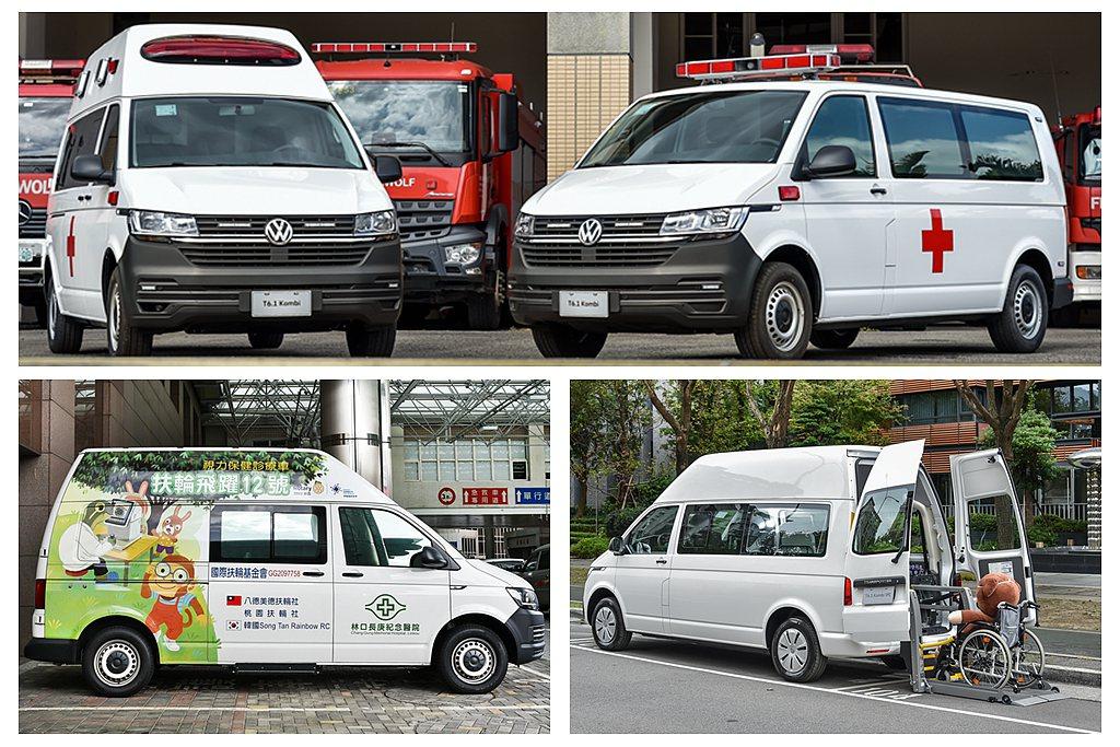 結合日常工作與多元用途的福斯商旅Kombi車型,是T系列家族中最重要的一位成員,...