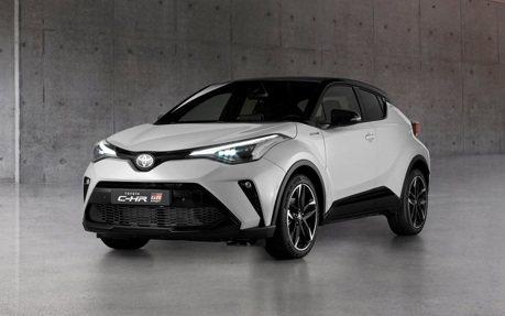 歐規2021 Toyota C-HR新增GR Sport車型