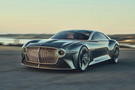 9年後停產汽油車款!Bentley未來只賣電動車!