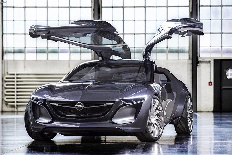 Opel提供