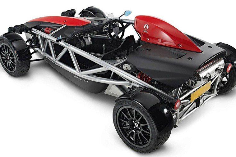 影/Ariel Atom 4回Top Gear賽道雪恥!單圈比Bugatti Veyron還快