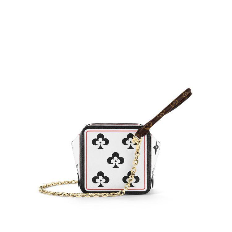 Game On Square手袋,11萬4,000元。圖/LV提供