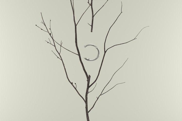 冰雪樺木木枝狀手環,12,800元。圖/ISSEY MIYAKE提供