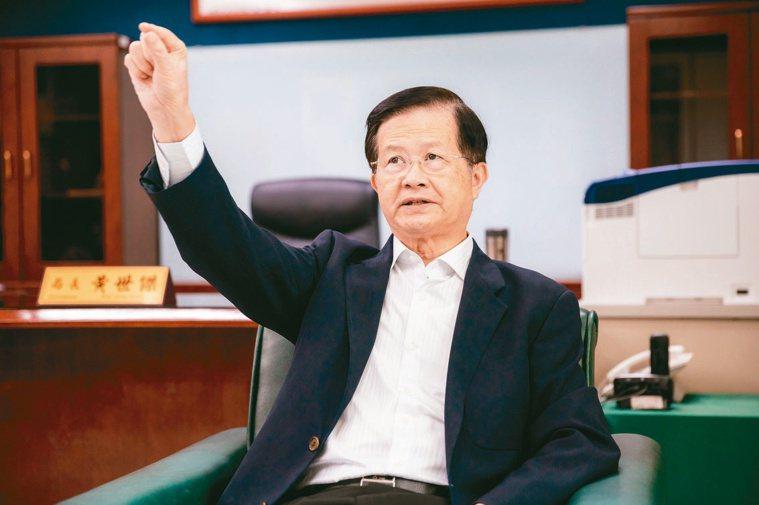 臺北市政府衛生局長黃世傑 圖/臺北市衛生局提供
