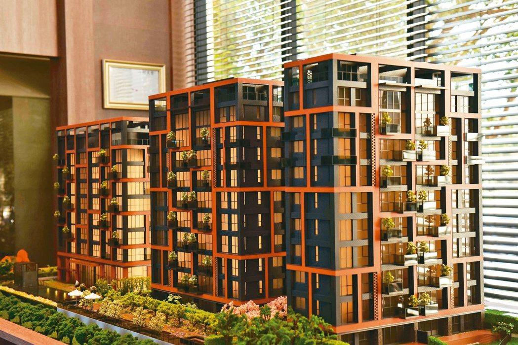 「半九十」是渴望園區首件大樓案。圖╱業者提供