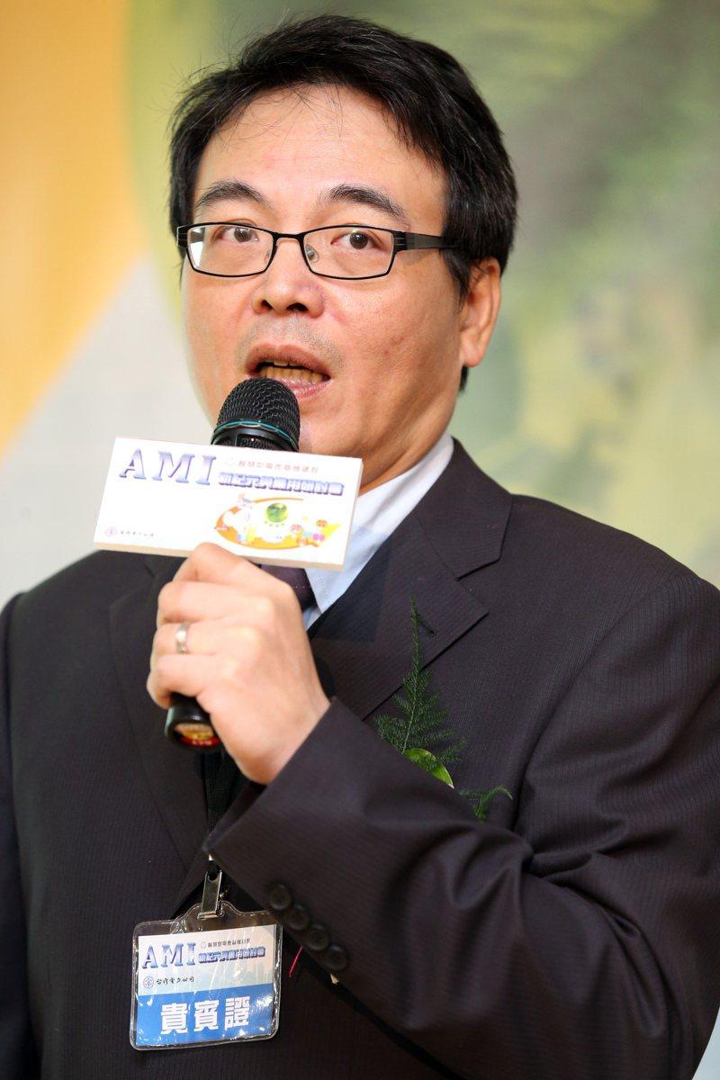 大同新任總經理湯政仁。(網路照片)