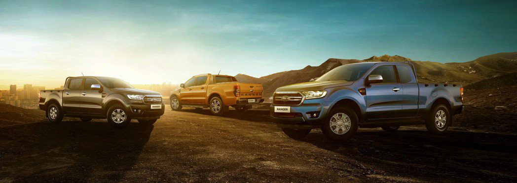 正宗美式皮卡Ford Ranger以「Built Ford Tough」精神展現...