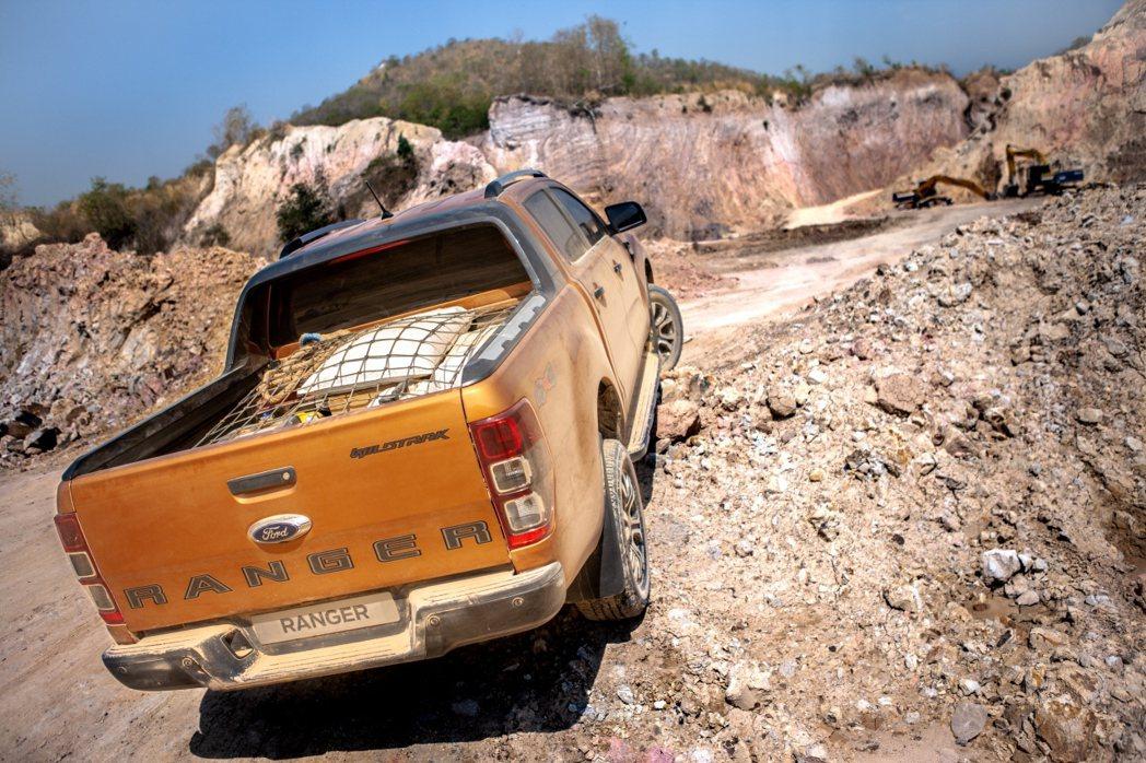 不論是Ford Ranger車主或是整體皮卡車主,均有52%在意「後斗裝載能力與...