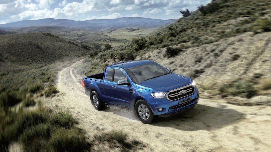 不論是Ford Ranger車主或是整體皮卡車主,均有59%認為越野能力是購買皮...