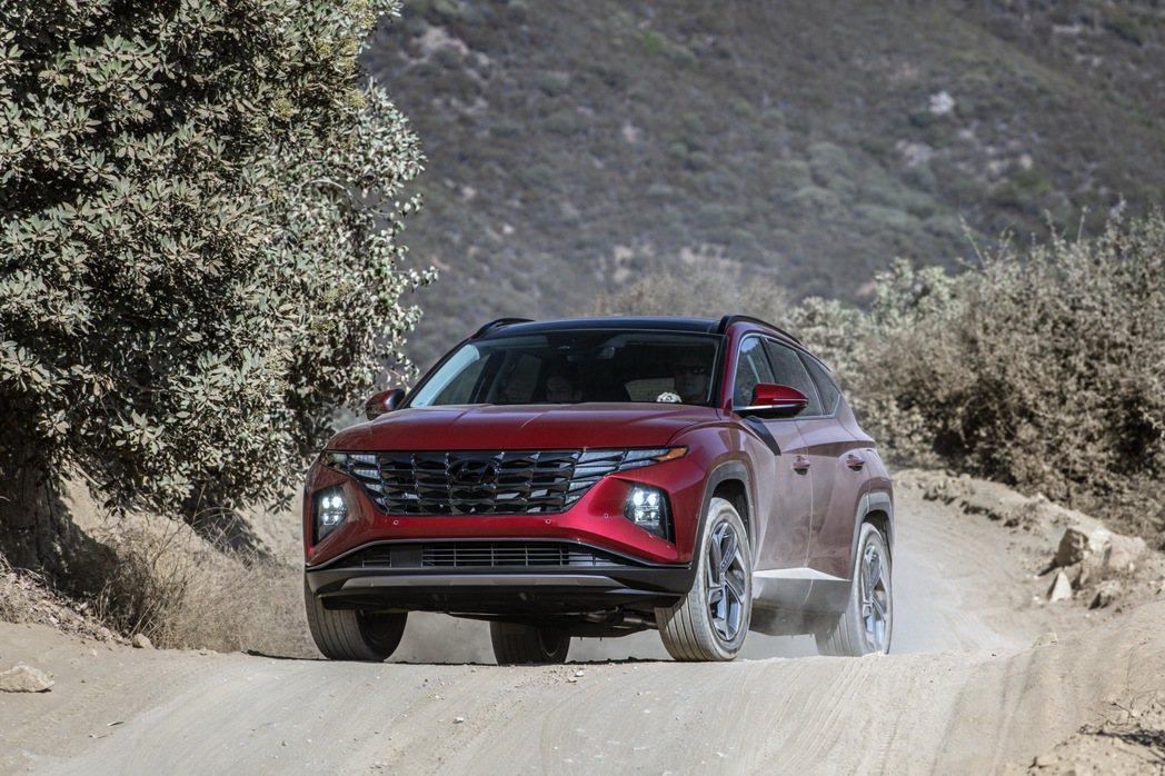 新世代美規Hyundai Tucson。 摘自Hyundai