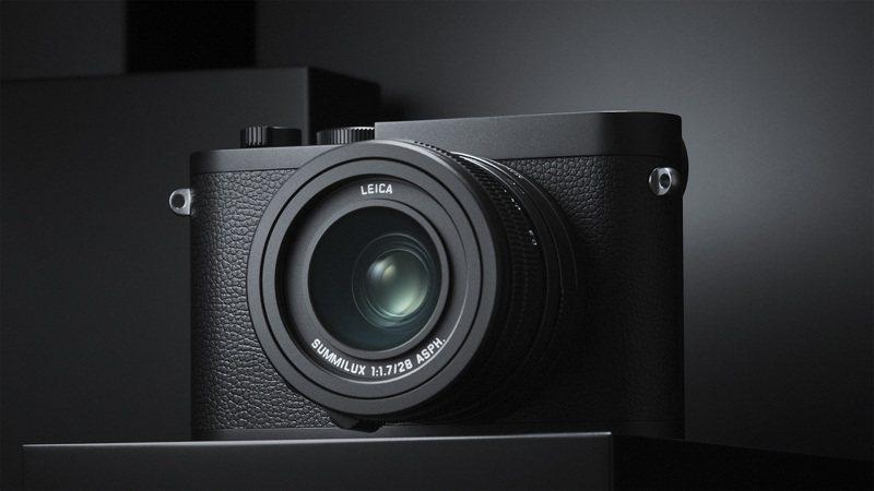 徠卡推出黑白成像全片幅相機Q2 Monochrom,建議售價179,000元。圖/徠卡相機提供
