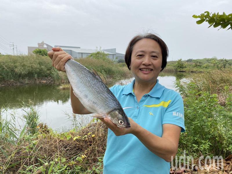 台南市漁權會推薦虱目魚作為台南市「市魚」。記者鄭維真/攝影