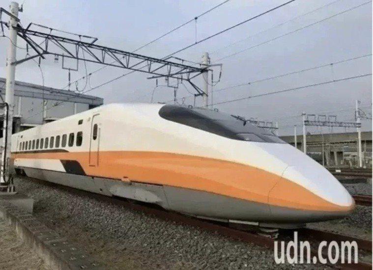 台灣高鐵示意圖。本報資料照片